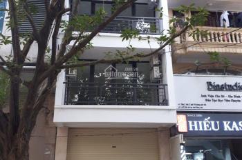Cho thuê nhà mặt phố Vũ Phạm Hàm 180m2, 5T, MT 6m, giá 100 triệu/tháng