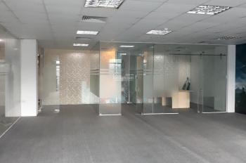 Cho thuê văn phòng khu Nguyễn Chí Thanh, DTSD 80 m2 thông sàn, lô góc giá 18 triệu/tháng