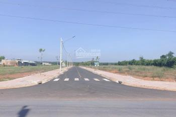 Bán gấp lô đất nằm ngay Trung Tâm Hành chính Đồng Phú, 9x30, 450tr, thổ cư, đường nhựa 10m