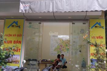 Bán nhà mặt phố Tô Hiệu Hà Đông