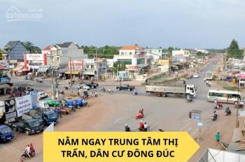 Cơ hội đầu tư đất Chơn Thành với giá chỉ 2,5tr/m2 - Sổ hồng sẵn - công chứng ngay