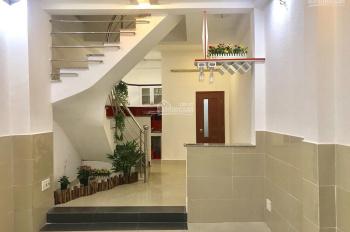 Nhà tuyệt đẹp hẻm 293 Phan Xích Long, PN cạnh BV Hoàn Mỹ. 3.2m x 17m, 1 trệt, 3 lầu, 5PN + 4WC