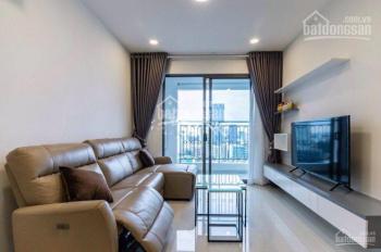 Cho thuê căn hộ SaiGon Royal Quận 4, 2PN 86m2, view sông giá thuê 26 triệu/tháng. LH 0909.722.728