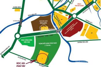 Sang nhanh lô đất KDC Việt Phú Garden, Bình Chánh, giá chỉ 14tr/m2, 80m2, sổ hồng. LH 0902767625