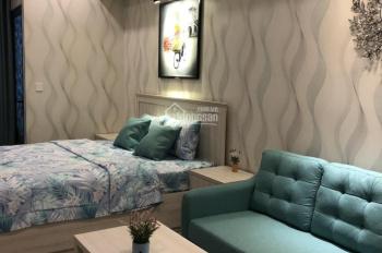Cần cho thuê căn hộ The Tresor Q4, diện tích 40m2, 1PN, 1WC full nội thất cao cấp