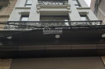 Bán nhà mặt phố Trần Tế Xương, Ba Đình 90m2, 9 tầng, mặt tiền 5,1m, giá 30 tỷ có thương lượng