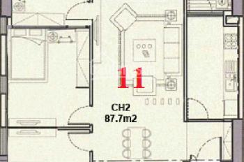 Bán chung cư A10 Nam Trung Yên. Căn số 11 tầng 25 giá 32 tr/m2