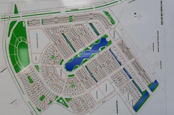 Bán đất biệt thự Vườn Cam - 314m2 - 28tr/m2, 0906240699