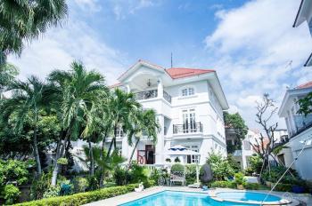 Bán villa mặt tiền Trương Định, Q3, 20x30m, 603m2. Giá 240 tỷ