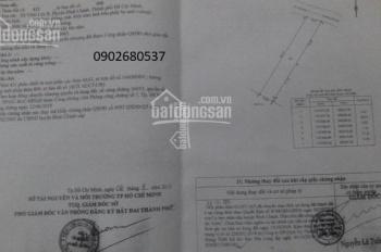Xuất ngoại bán gấp đất Lại Hùng Cường, Vĩnh Lộc B, Bình Chánh, sổ riêng 1.9 tỷ/nền, Hiếu 0902680537