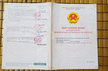 Bán đất thổ cư 2MT hẻm đường Tô Ngọc Vân, Thạnh Xuân, Q12 53.5m2. Giá 1.7 tỷ, LH 0932204185