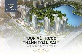 Nhận nhà ở ngay chiết khấu 25% vào GTCH, D'capitale Trần Duy Hưng. LH: 0337841324