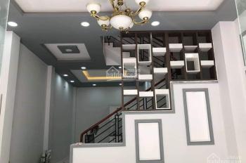 [BÁN GẤP]nhà mới 100%, 56/Tô Hiệu, P.Hiệp Tân, Q.Tân Phú, 5.1 x 12, 3.5 tấm, Giá: 6.95 tỷ. BL.