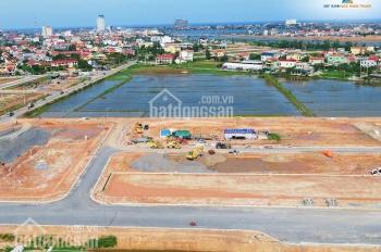 Cần tiền xuống xác trận Việt Nam tối nay, bán gấp lô góc đẹp nhất dự án Lê Lợi Residence, giá sốc