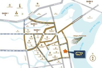 Bán căn hộ Q7 Riverside Đào Trí, quận 7 liền kề Phú Mỹ Hưng 2PN, chỉ 1.75 tỷ, LH 0906772828