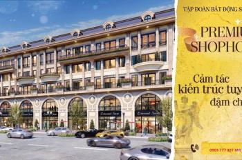 Giá ưu đãi shophouse Đinh Thị Thi KĐT Vạn Phúc DT 7x22m, tuyến phố thương mại 22 tỷ LH 0903 777 397