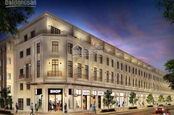 Định cư cần bán gấp căn góc shophouse mặt tiền Song Hành 8,5x20m, giá 24 tỷ TL 0913231439