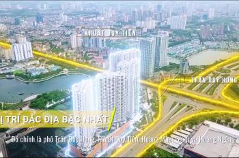 PKD CĐT mở bán đợt cuối căn hộ Vincom 119 Trần Duy Hưng với chính sách khủng, mua ngay 0936048811