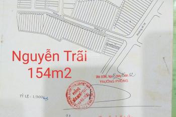 Bán nhà mặt tiền Nguyễn Trãi, Dĩ An, 154m2 (5.15x31m) ngay ngân hàng ACB kinh doanh khủng
