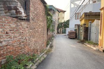 Cần bán gấp đất Thuận Tốn - Đa Tốn - Gia Lâm, DT 117m2 ô tô vào tận nhà . Lh 0987498004
