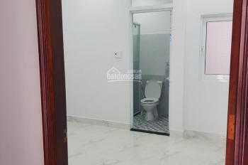 Nhà mới ở liền hẻm 362 Thông Nhất, P16, GV. DT: 3,75mx12m CN đủ 43,7m2, 5PN 5WC, giá rẻ 4.9 tỷ TL
