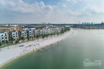 Bán Xuất mặt hồ HA1 DT lớn nhất dự án 567 m2 Vừa ở vừa KD Hướng TB view giữa hồ lớn 0902209958