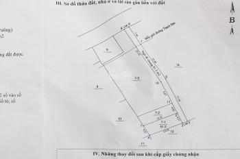 BÁN GẤP ĐẤT KHU ĐÀM QUANG TRUNG - AEON MALL  51m2 GIÁ 2.35 TỶ.
