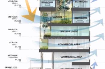 Bán shophouse 8 tầng D2Eight, đầu tư sinh lời cực tốt. Phù hợp kinh doanh thương mại, gym