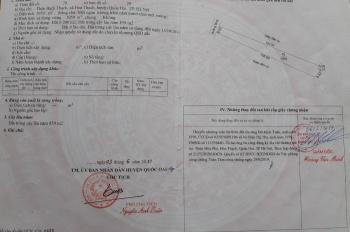 CC bán 2118 m2 đất 2 sổ, 400 m2 đất ở, xã Hòa Thạch, Quốc Oai, cách trung tâm Hòa Lạc 3,5 km