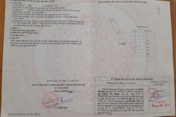 Bán đất chính chủ đã có sổ đỏ sang tên chuyển nhượng được ngay tại Hòa Lạc, Quốc Oai, TP Hà Nội