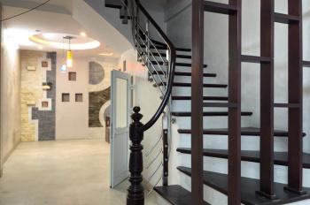 Chính chủ bán nhà riêng 5 tầng SĐCC, diện tích 43.1m2, ngõ 266 Đội Cấn, Ba Đình, giá 4,6 tỷ