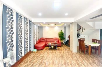 Chính chủ bán nhà mới 1 trệt 2 lầu SHR Đường Quốc lộ 1A - Tân Kiên - Bình Chánh LH 0933110716