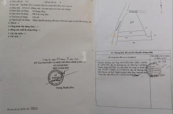 Siêu phẩm dãy trọ 18 phòng giá quá rẻ, ngay Tỉnh Lộ 10 huyện Đức Hòa, Long An, 357 m2 đất, SHR