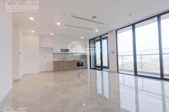 Cho thuê căn hộ Saigon Royal 3 phòng ngủ, nội thất cơ bản giá 35tr/tháng 115m2 call 0977771919