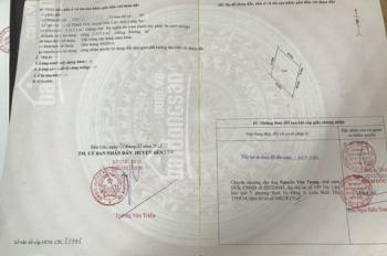Bán đất vườn xã Thạnh Hóa, Long An, 3,317m2, 2 mặt tiền, giá bán 400tr/1000m2