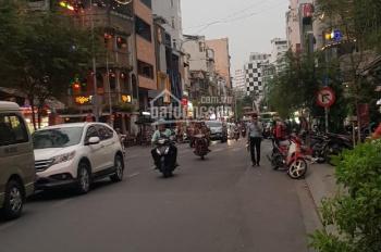 Cho thuê nhà mặt tiền Đề Thám, P. Phạm Ngũ Lão, Q1. 100tr/th