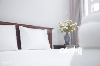 Cho thuê nhà mặt tiền đường Trường Sơn, Tân Bình. DT 6x25m. hầm lửng 5 lầu, 15 phòng, full nội thất