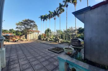 Chuyển nhượng khuôn viên hoàn thiện DT: 2040m2 ĐC: Tiểu khu 14 thị trấn Lương Sơn, cách Hà Nội 38km