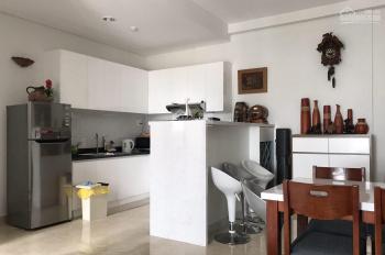 Cho thuê gấp căn 2PN 2WC Luxcity Quận 7 lầu cao view đẹp, đầy đủ nội thất, giá 10tr/tháng vô ở ngay