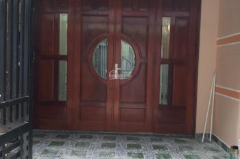 Căn nhà bán Mt.Bùi Thanh Khiết,Tân Túc,DT 4x23m,SHR,giá 1,6 tỷ.
