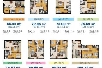 The Sun Avenue bán căn hộ 96m2, 3PN + 2WC giá rẻ view sông và hồ bơi cực đẹp. Nhận nhà ở ngay