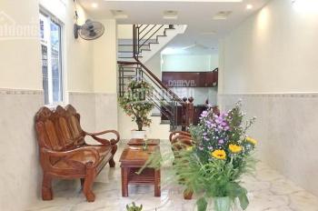 Cho thuê nhà nguyên căn hẻm xe hơi đường Nguyễn Duy quận 8.