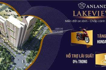Bán suất ngoại giao chung cư Anland cạnh Aeon HĐ giá chỉ 1,6ty/ căn, full nội thất. Lh0911466683