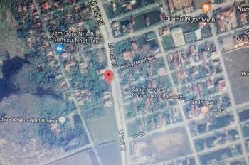 Cần bán đất mặt đường đôi Lê Thái Tổ đoạn gần đô thị Xuân Thành, sau này kinh doanh tốt