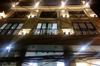 Bán 3 căn nhà xây mới 5 tầng ngõ 325/105 Kim Ngưu, Hai Bà Trưng ngõ 3.5m 2.85 tỷ  088.99.77.926