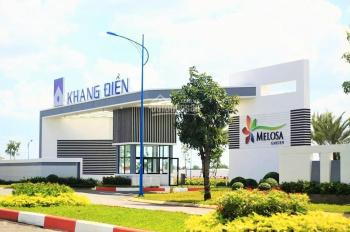 Khách kẹt vốn kinh doanh cần bán gấp Melosa Garden DT 5x25,3m, sổ hồng, LH 0358666638