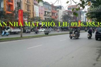Bán nhà mặt phố Đào Tấn giá rẻ, 110m2, mặt tiền 6m, đang cho thuê 120 triệu/tháng