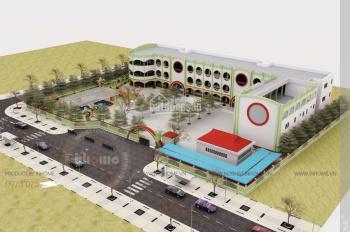 Bán đất lớn 2 mặt tiền trung tâm thành phố Nha Trang quy hoạch xây trường học