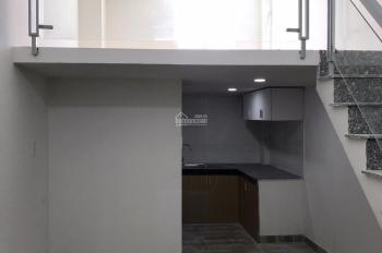 Cho thuê nhà y hình, 30m2 sử dụng, điện riêng, nước riêng giá nhà nước