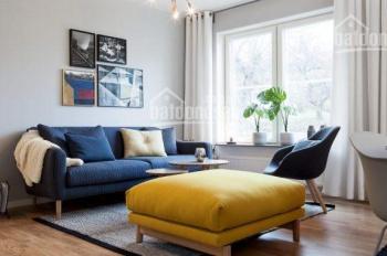 Cho thuê căn hộ tản đà: 105m2, 3 phòng ngủ, 2 vệ sinh, giá 13t/tháng.LH 0901.377.199 Thiên